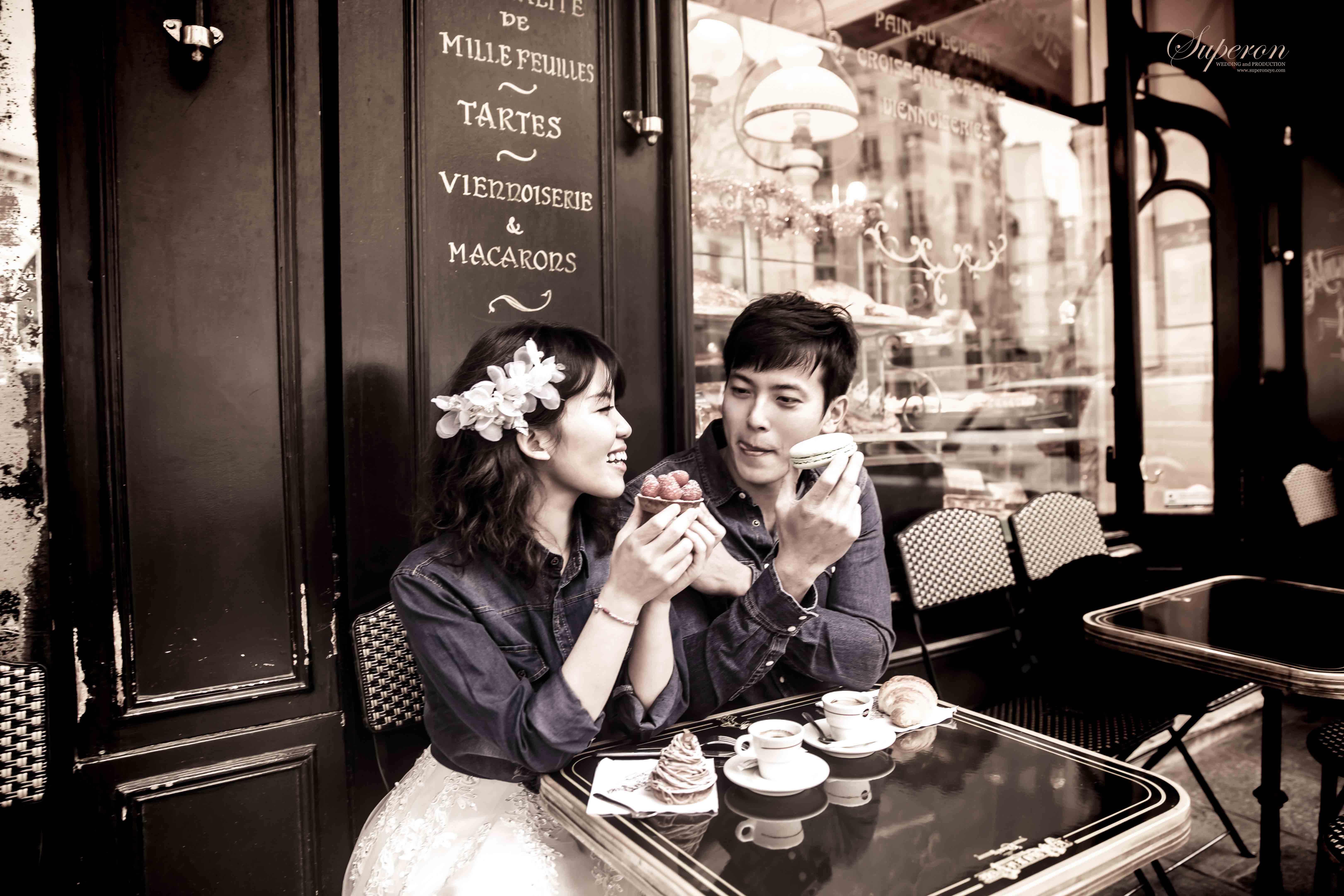 巴黎婚紗攝影   法國巴黎婚紗攝影   巴黎情侶旅拍