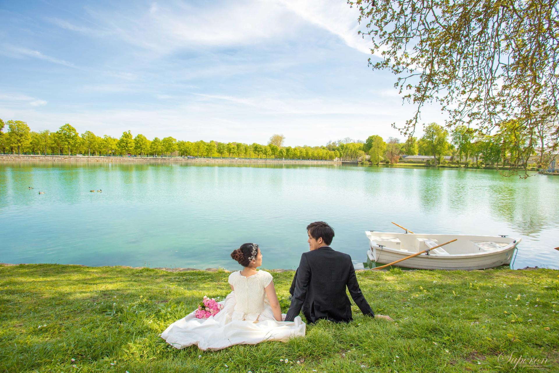 法國巴黎婚紗攝影  法國城堡婚紗攝影 海外婚紗攝影 巴黎婚紗照 巴黎當地婚紗攝影師 - paris prewedding -Superoneye PhotographyPhotography