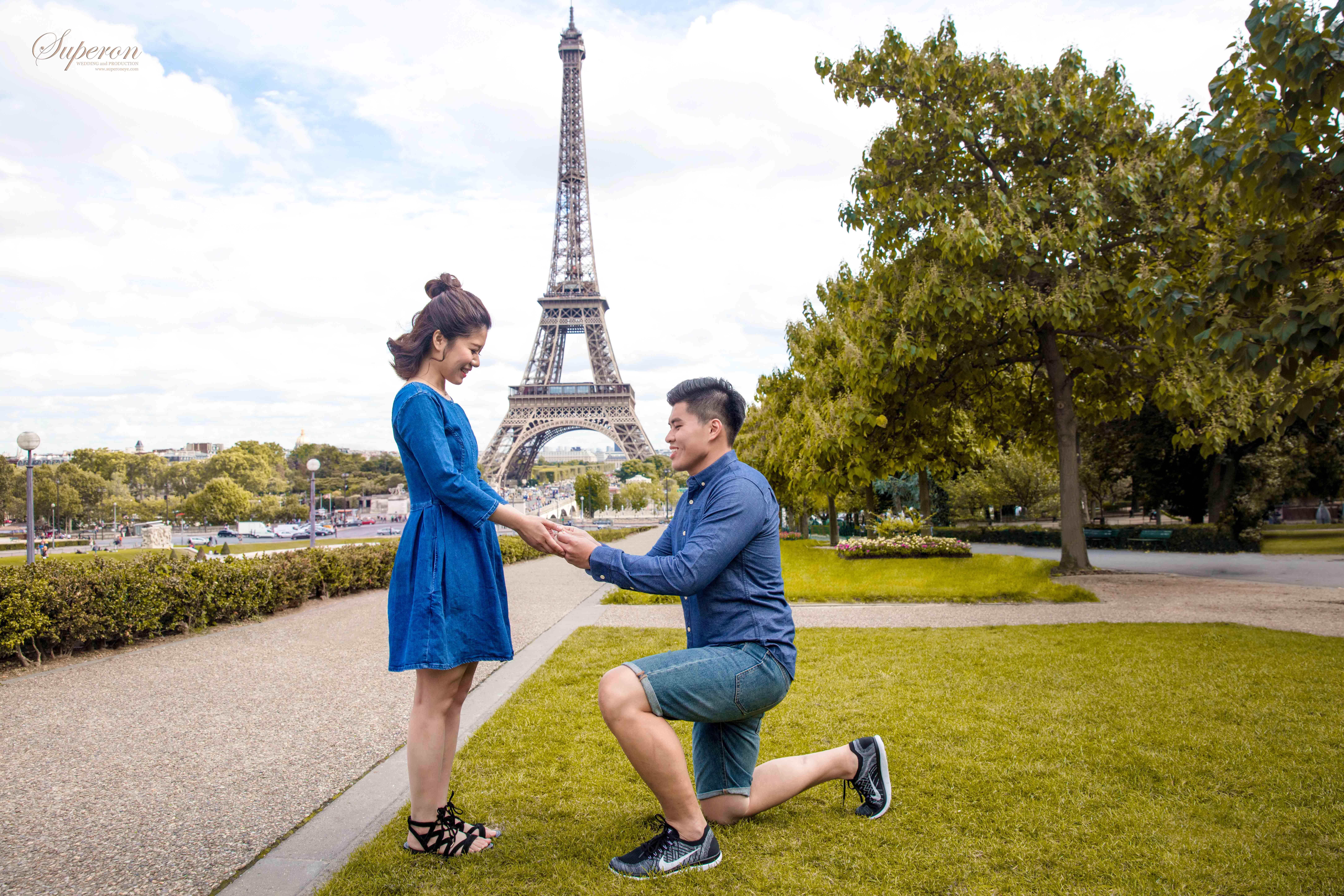 巴黎求婚 巴黎婚紗攝影   法國巴黎婚紗攝影   巴黎婚紗旅拍