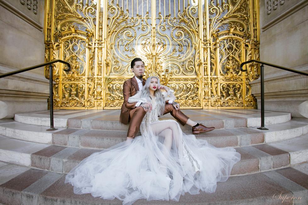 法國巴黎婚紗攝影  海外婚紗攝影 巴黎當地婚紗攝影師 maggie stadelmann ig