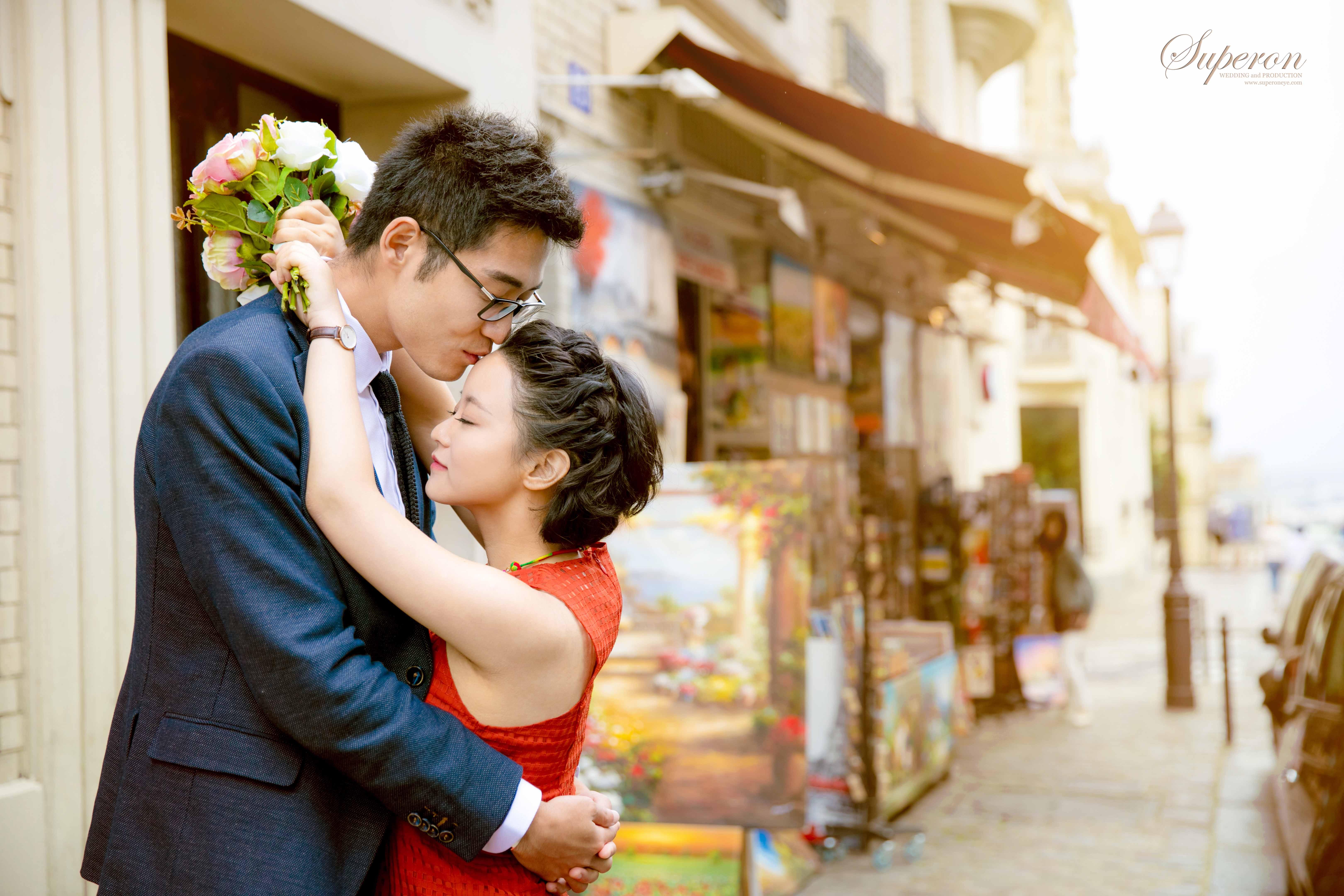 巴黎求婚 巴黎婚紗攝影   法國巴黎婚紗攝影   巴黎情侶旅拍