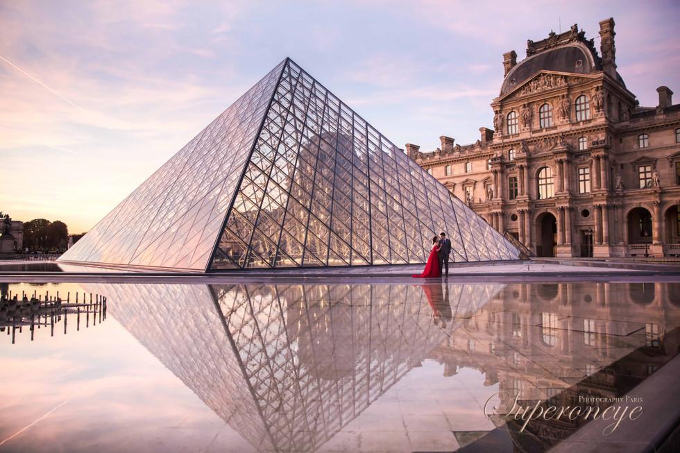 #paris #巴黎 #파리 #Париж #巴黎當地攝影師 #自助婚紗 #自主婚紗 #羅浮宮
