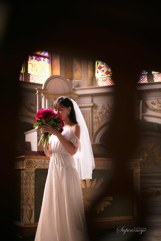 法國婚紗攝影 巴黎婚紗攝影 巴黎婚紗照 巴黎當地婚紗攝影師 - paris prewedding - Superoneye Photography Paris