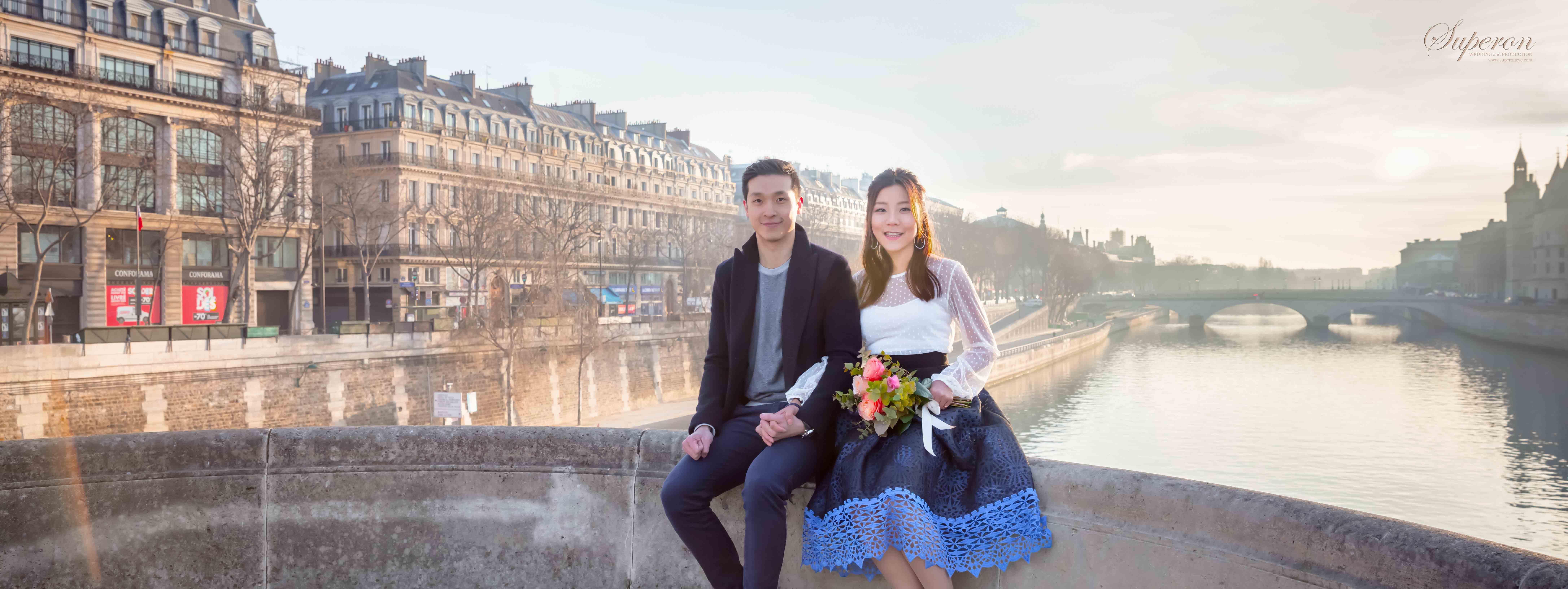 巴黎婚紗攝影   法國巴黎婚紗攝影   巴黎自助旅拍
