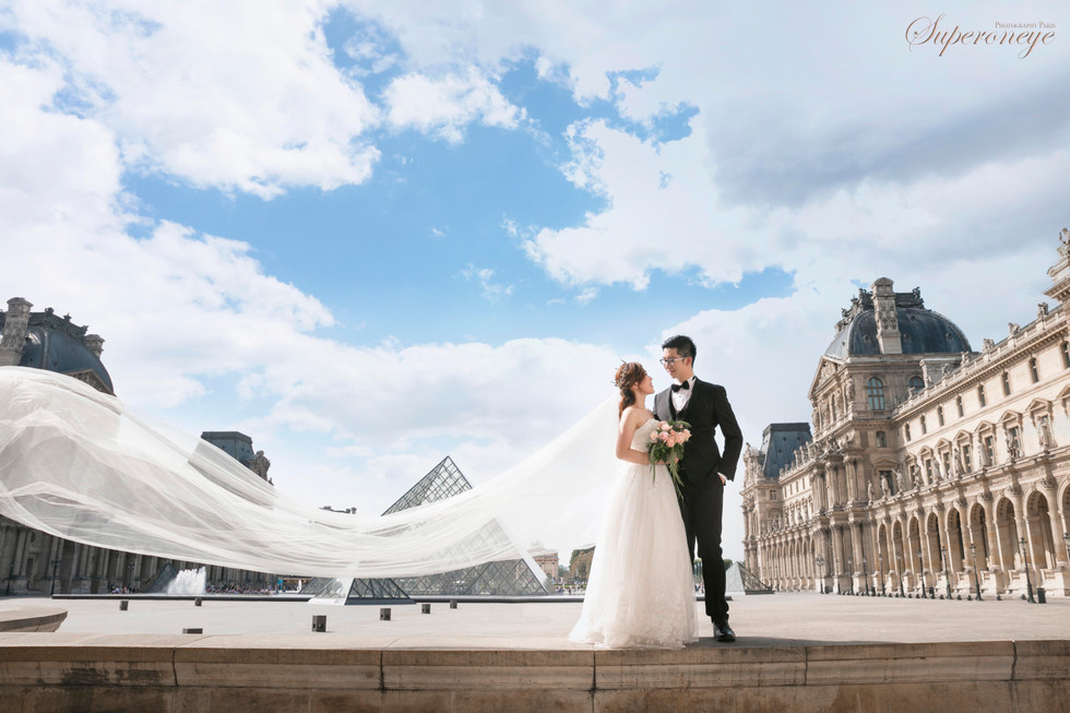 法國巴黎婚紗攝影 巴黎拍婚紗 巴黎拍婚紗推薦 海外婚紗攝影 巴黎婚紗照 巴黎當地婚紗攝影師 - paris prewedding -Superoneye Photography