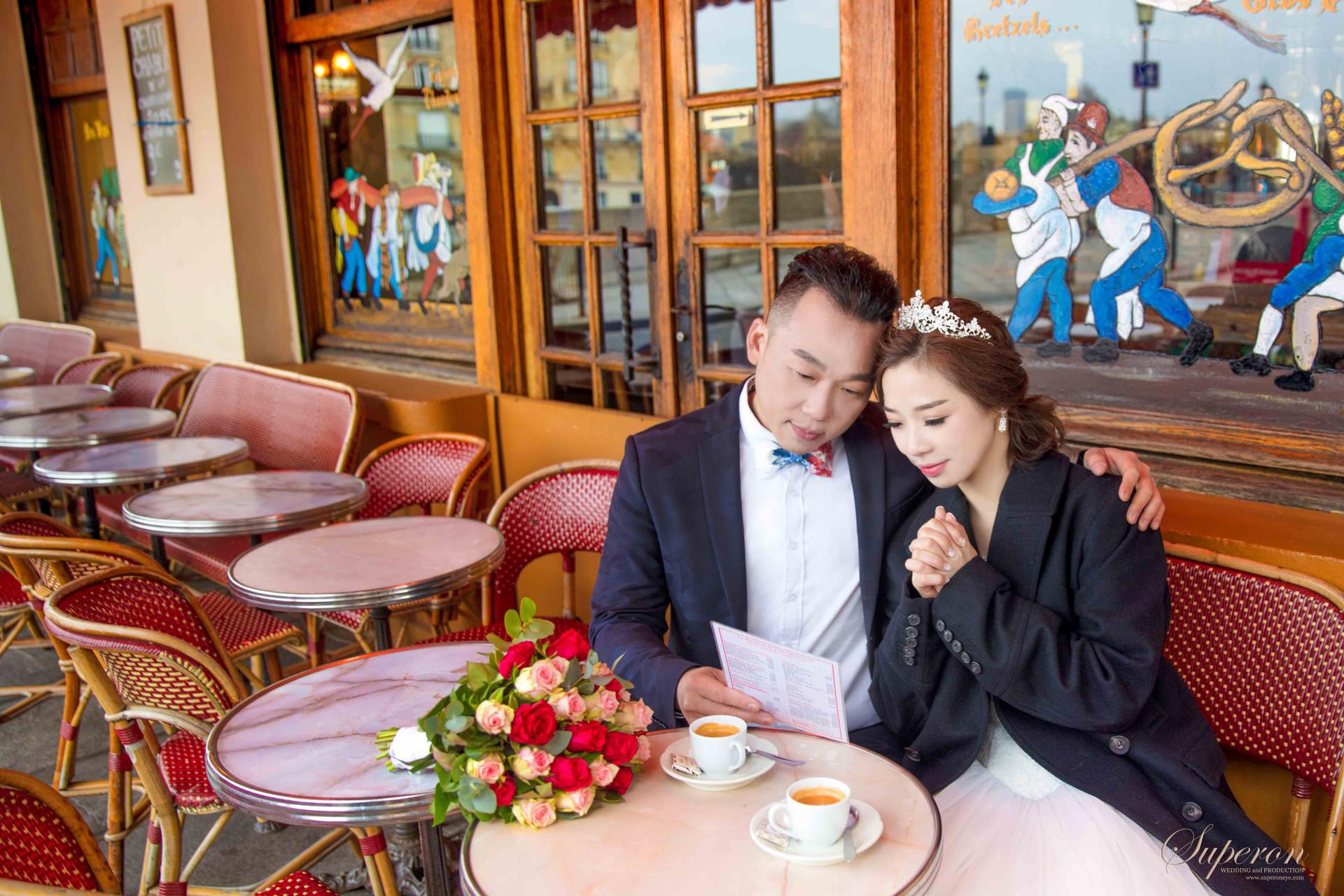 法國巴黎冬日婚紗攝影 海外婚紗攝影 巴黎婚紗照 巴黎當地婚紗攝影師 - paris prewedding -Superoneye Photography