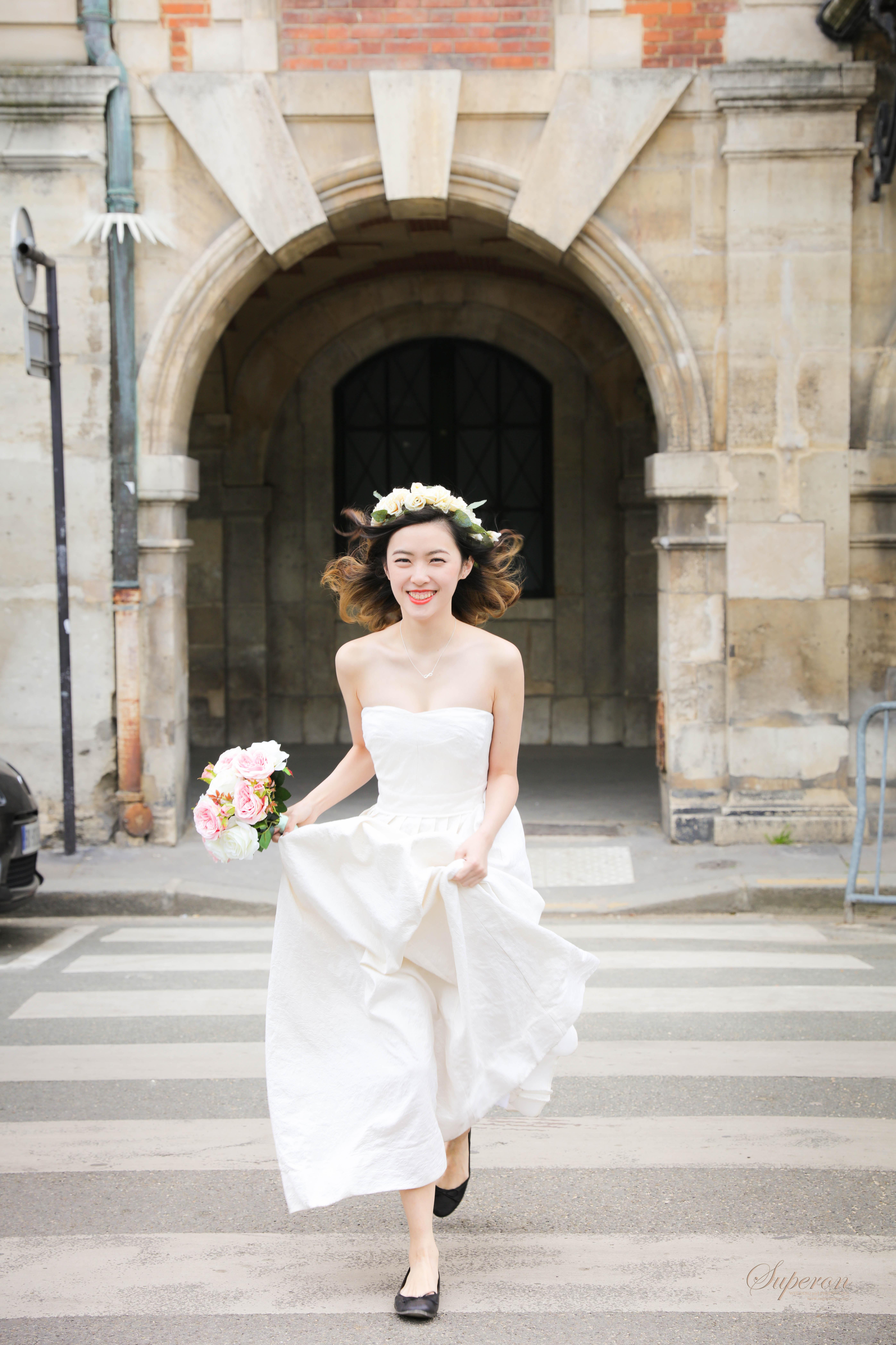 巴黎婚紗外景拍攝 巴黎秘密景點