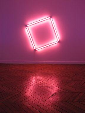 Vanessa Suchar - Square Pink Eric Michel art