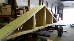 shop truss load
