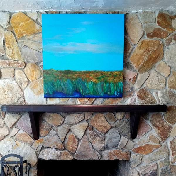 """Everglades- available 30x30"""""""
