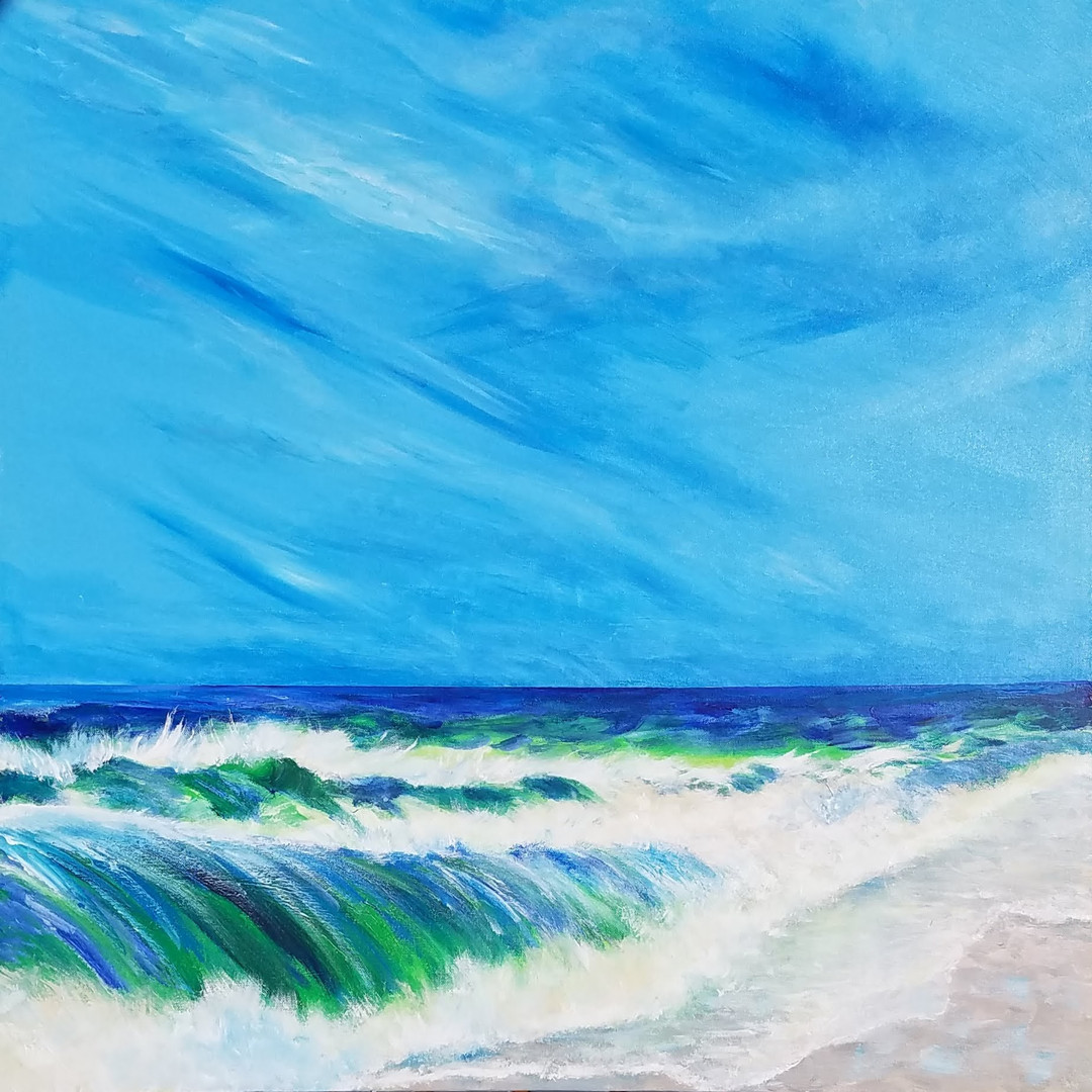 Memory of Yesterday- 30x30 -available