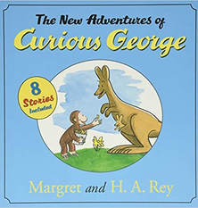 The New Adventures of Curious George, Pt. 2 (Stories 5-8)