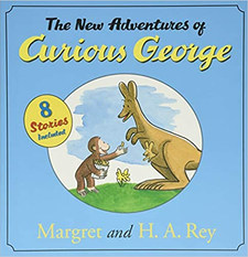 The New Adventures of Curious George, Pt. 1 (Stories 1-4)