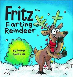 Fritz the Farting Reindeer