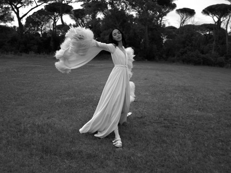 Мариякарла Босконе для Vogue Russia