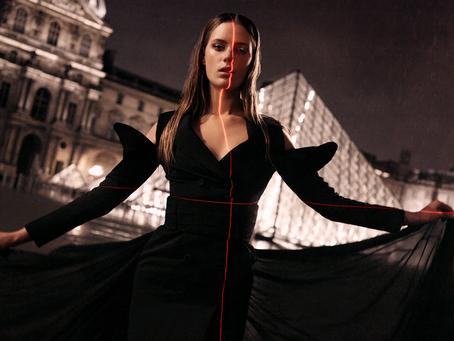 Esther Heesch by Michele Roma NUMERO RUSSIA
