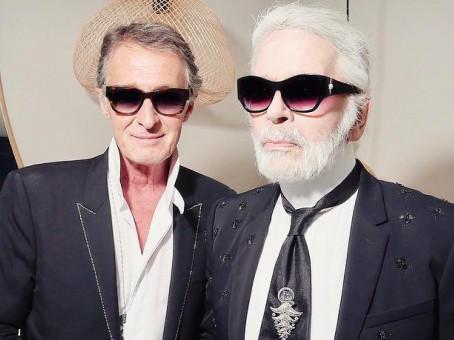 Пора на пенсию. Близкий друг Карла Лагерфельда покидает модный дом Chanel
