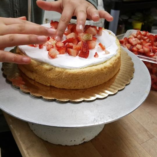 Tres Leches Cake Class