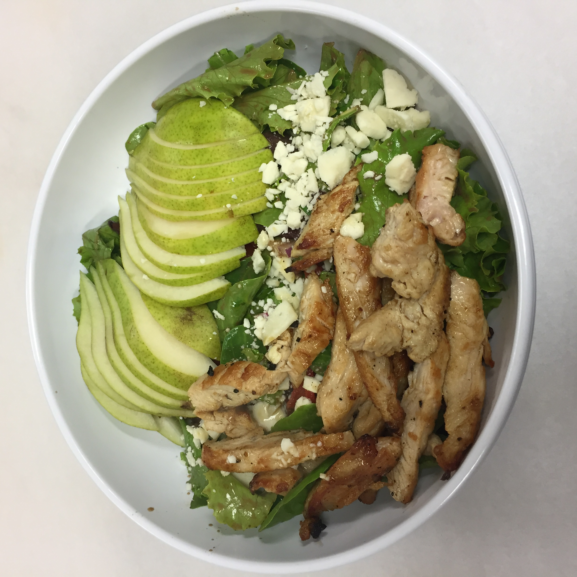 Pear Chicken Salad