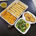 Enchiladas Verdes Dinner
