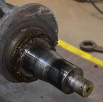 Right Idler spindle.JPG