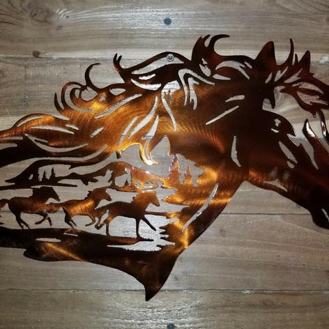 Projetos New Metal Art