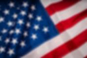A Flag of USA