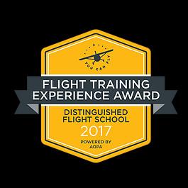 Flight Training Experience Award