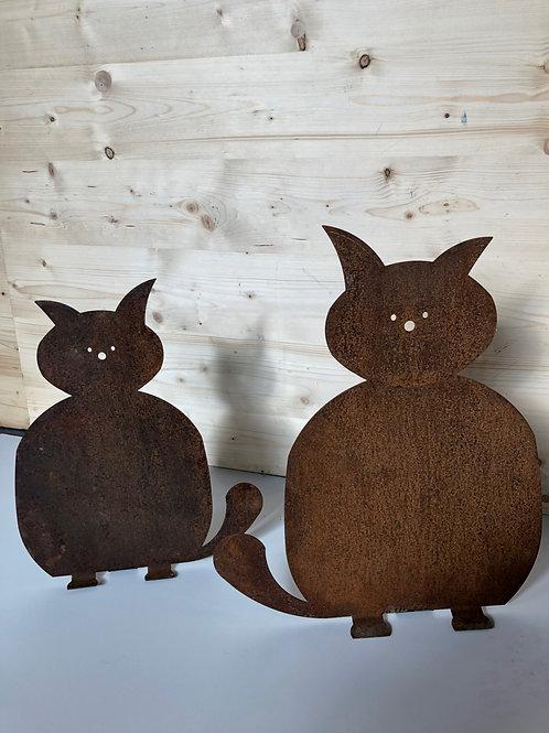Katzen dick verschiedene Grössen