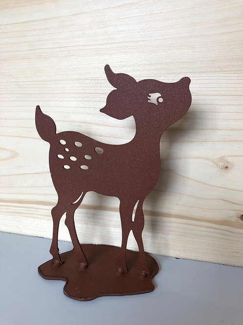 Bambi, lackiert