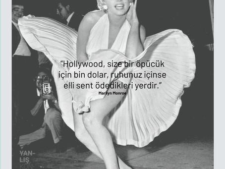 Global Kültür: Hollywood | #MondayMotivation