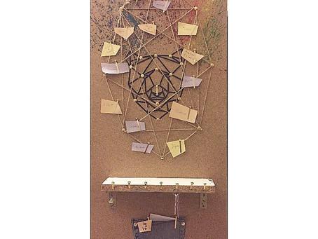 Antre Panosu | Entrance Board