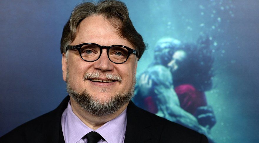 Guillermo Del Toro / The Shape of Water