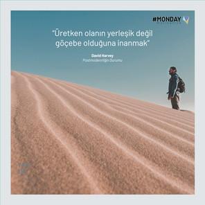 #MondayMotivation - Postmodern Sabitlik