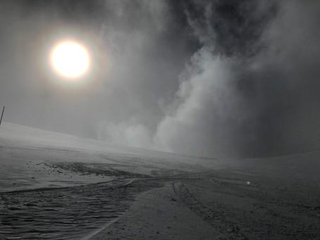 Erzurum'da Kış Tatili