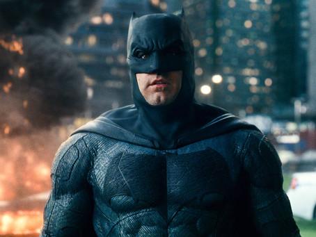 Ben Affleck Artık Batman'i Oynamayacak!