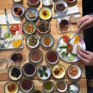Rüya Gibi Bir Kahvaltı Mekanı: Hadika
