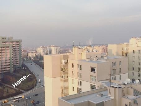 Ankara, Ev.