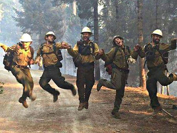 Sonoma Valley Fire Diaries: 10/14/17 (First Responders)