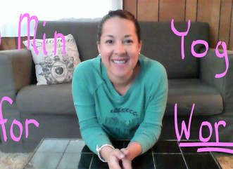 Yoga for Work (Video!): 10 Minutes to Reduce Tension