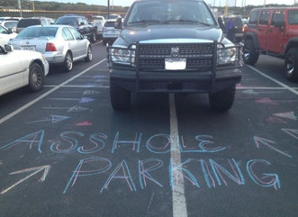 Double-Parked: A Tale of Gratefulness & Accountability