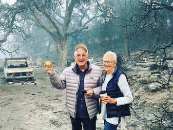 Sonoma Valley Fire Diaries: 10/12/17 (Water)
