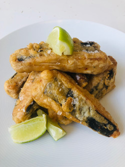 Vegan Tofish