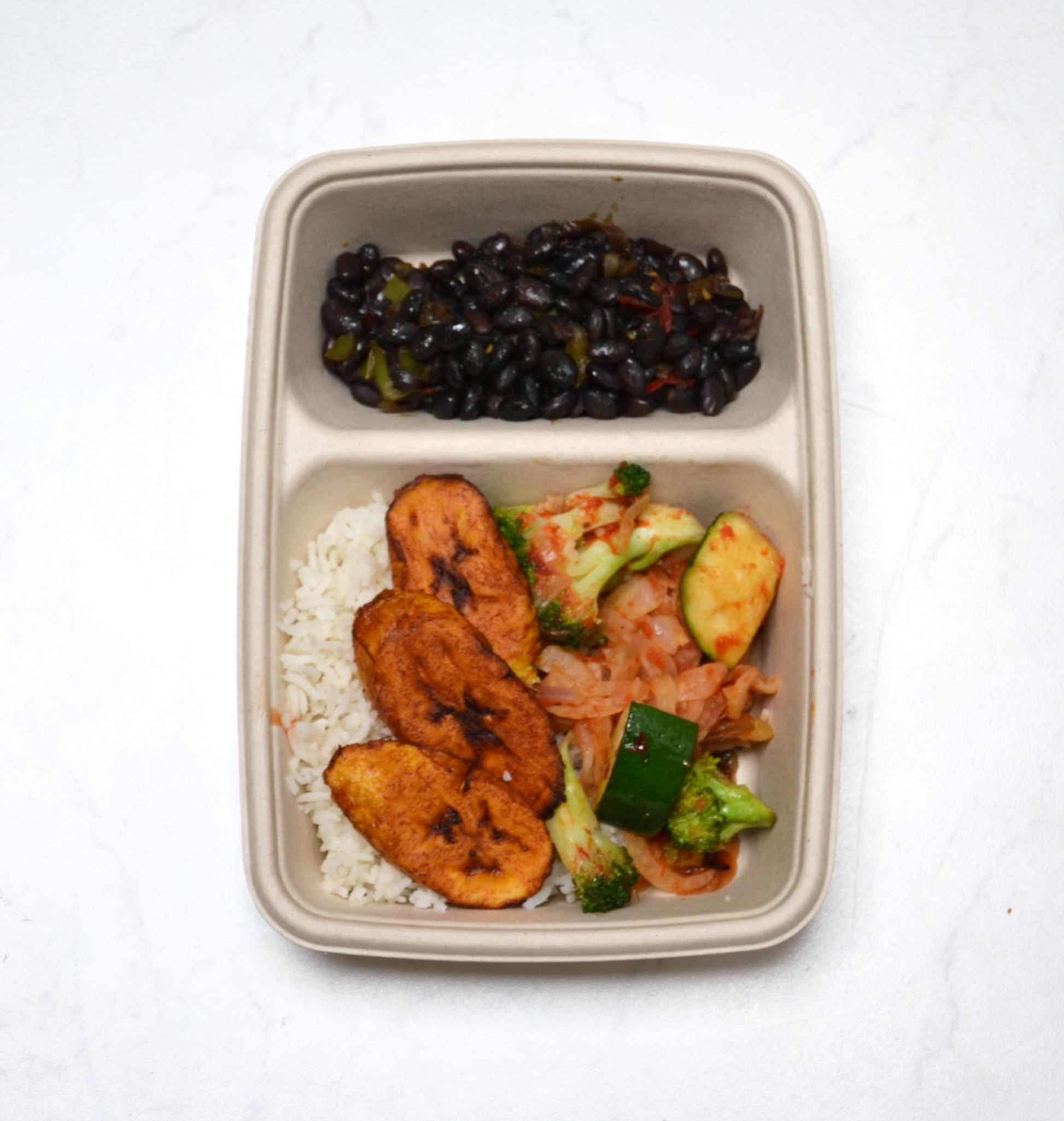 Vegan Mexican Lunch