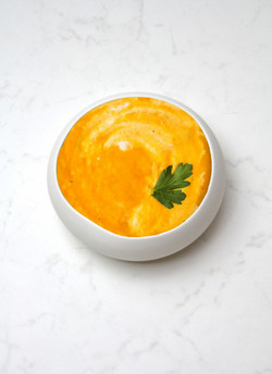 Ginger and Carrot Soup