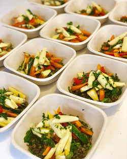 Baby Carrot Salad