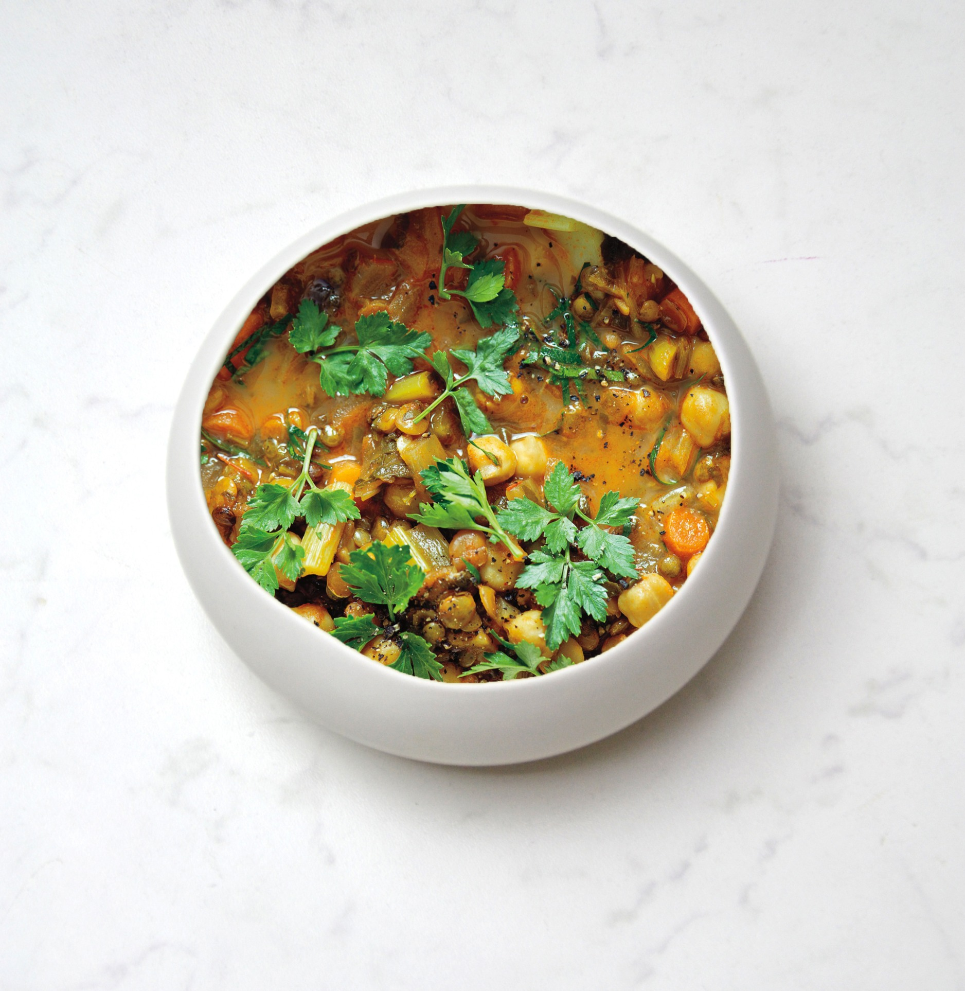 Harrira Soup