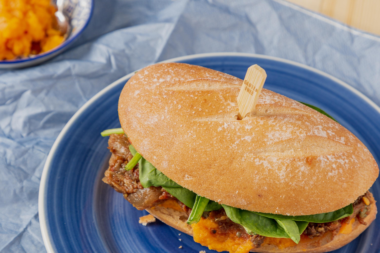 Gluten-free Sandwich