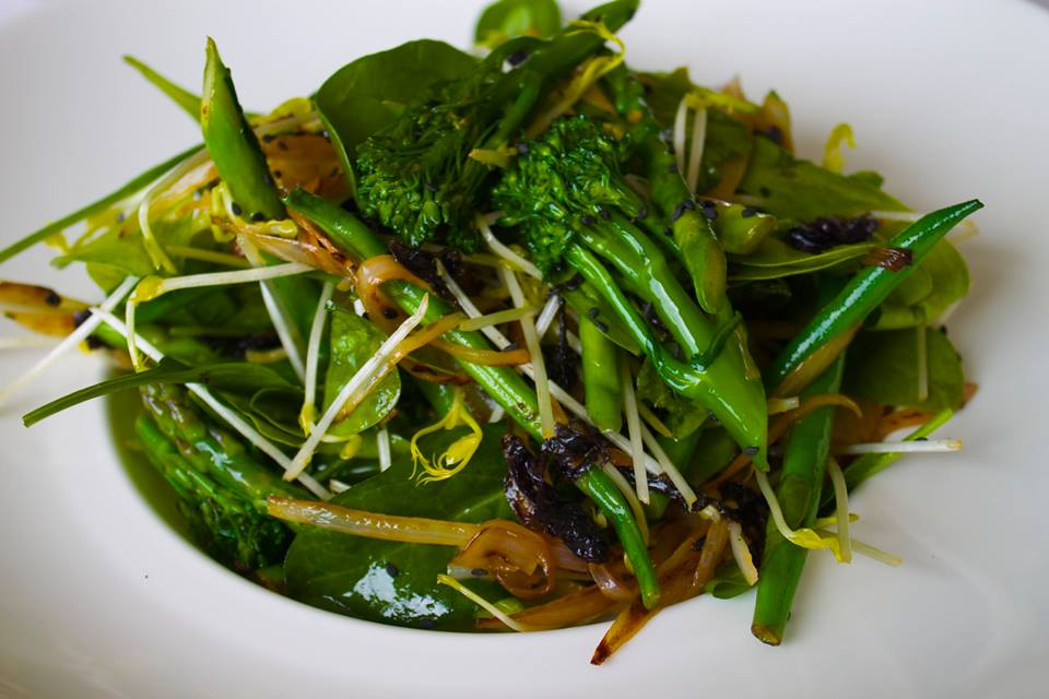 Fresh Asian Salad