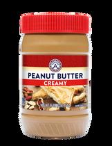 Creamy Peanut Butter 16oz